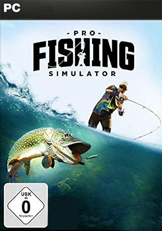 Official Pro Fishing Simulator (PC)