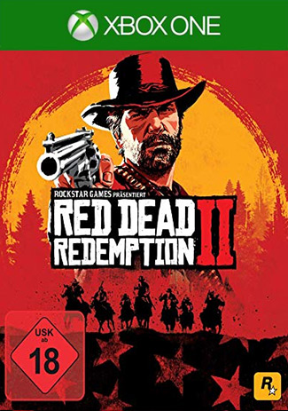 Official Red Dead Redemption 2 (Xbox One Download Code)