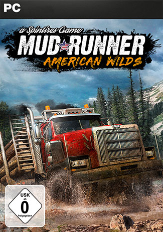 Official Spintires: MudRunner - American Wilds Edition (PC)