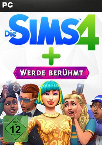 Official Die Sims 4 Plus Werde berühmt (PC/Mac)