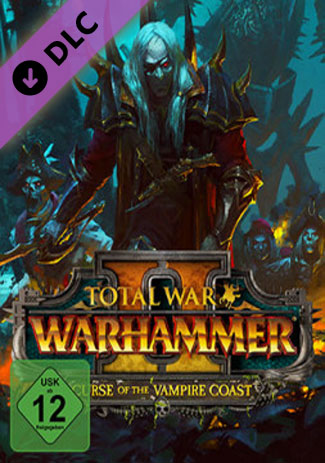 Official Total War: WARHAMMER II - Curse of the Vampire Coast (PC/EU)