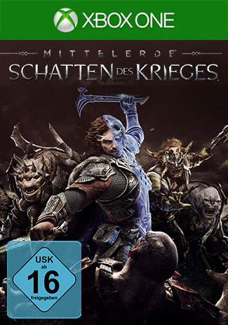 Official Mittelerde: Schatten des Krieges (Xbox One Download Code)