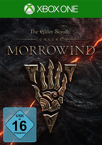 Official The Elder Scrolls Online: Morrowind (Xbox One Download Code)