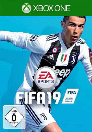 Official FIFA 19 Standard Edition (Xbox One Download Code)