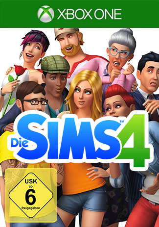 Official Die Sims 4 (Xbox One Download Code)