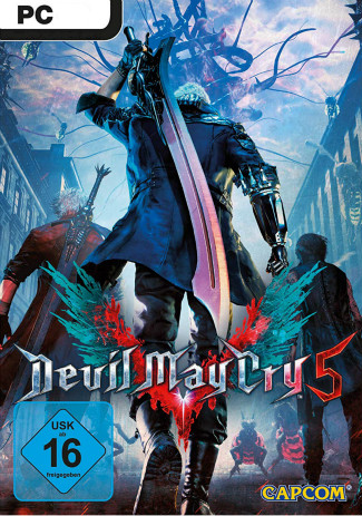 Official Devil May Cry 5 (PC/EU)