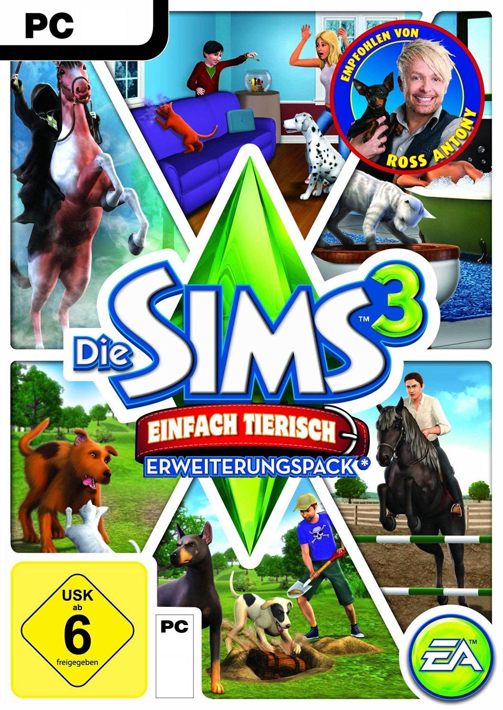Official Die Sims 3: Einfach tierisch DLC (PC)