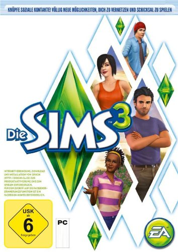 Official Die Sims 3 (PC)