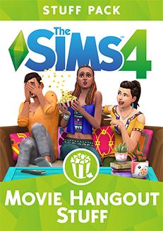 Official Die Sims 4 Heimkino-Accessoires (PC) (Guthaben Code - nur DE)