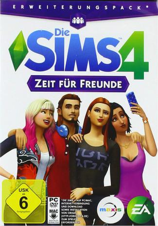 Official Die Sims 4 - Zeit für Freunde (Addon)