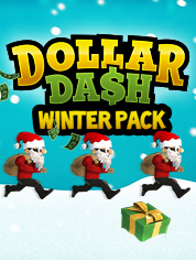 Official Dollar Dash: DLC3 Winter Pack (PC)