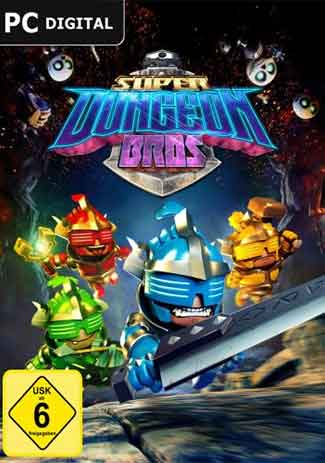 Official Super Dungeon Bros (PC)