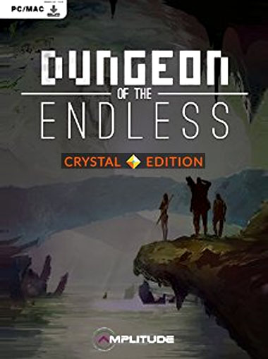 Official Dungeon of the Endless - Crystal Edition (PC)