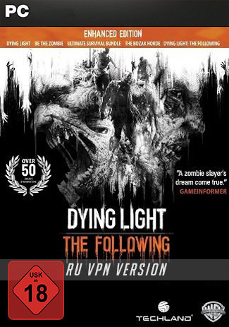 Official Dying Light Enhanced Edition RU Version (PC)