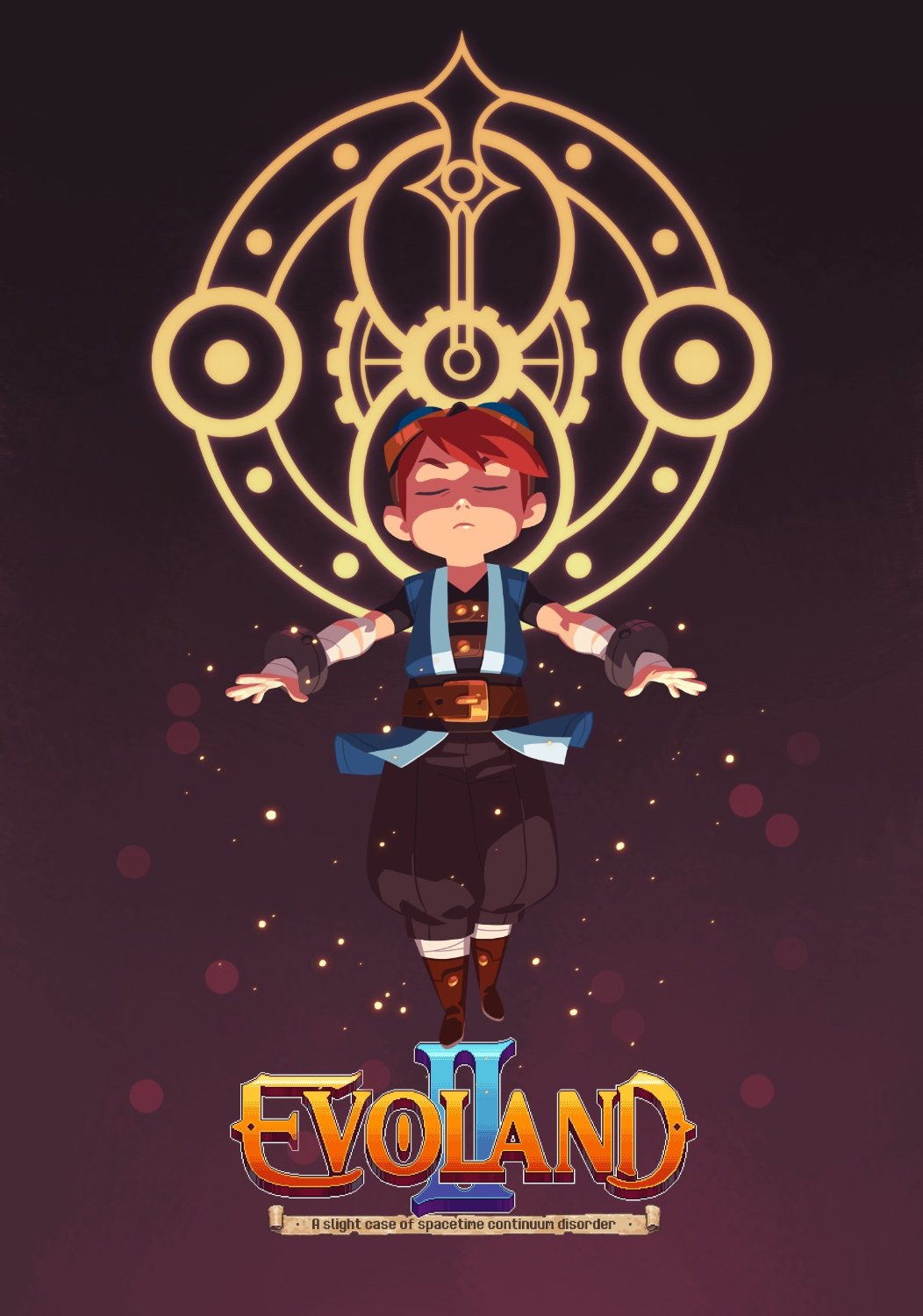 Official Evoland II (PC)