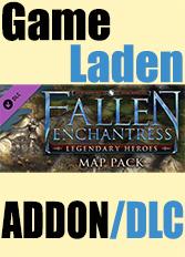 Official Fallen Enchantress: Legendary Heroes Map Pack (PC)