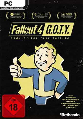 Official Fallout 4 - Game of the Year Edition (PC)