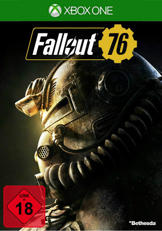 Official Fallout 76 (Xbox One Download Code)