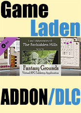 Official Fantasy Grounds - 3.5E/PFRPG 1 on 1 Adventure #3 The Forbidden Hills