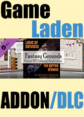 Official Fantasy Grounds - 4E: Lands of Darkness #1: The Barrow Grounds (PC)