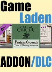 Official Fantasy Grounds - Call of Cthulhu Ruleset (PC)