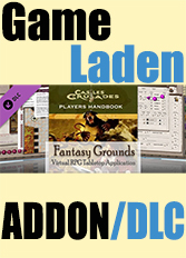 Official Fantasy Grounds - Castles & Crusades Ruleset (PC)