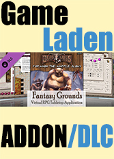 Official Fantasy Grounds - Deadlands Reloaded: For Whom the Whistle Blows (PC)