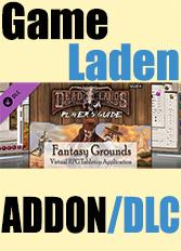 Official Fantasy Grounds - Deadlands Reloaded: Player's Handbook (PC)