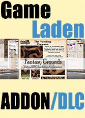 Official Fantasy Grounds - Maps: Winding Caverns (PC)