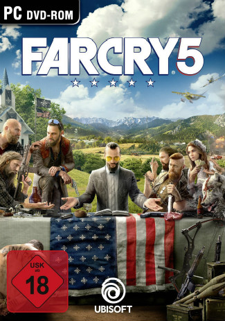 Official Far Cry 5 (PC)