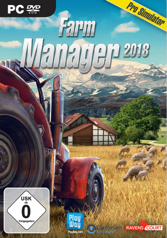 Official Farm Manager 2018 (PC)