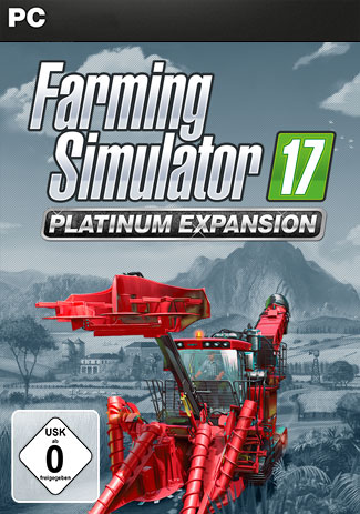 Official Landwirtschafts-Simulator 17 - Platinum Edition (PC/Steam)