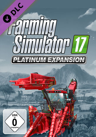Official Landwirtschafts-Simulator 17 - Platinum DLC (PC/Steam)