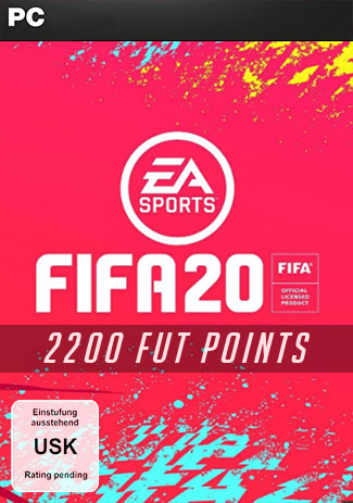 Official FIFA 20 - 2200 FUT Points  (PC)