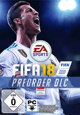 Official FIFA 18 Preorder DLC (PC)