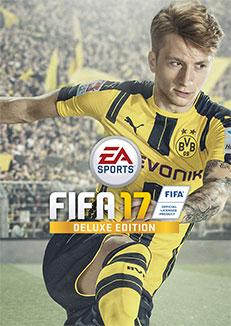 Official FIFA 17 - Deluxe Edition (PC) (Guthaben Code - nur DE)