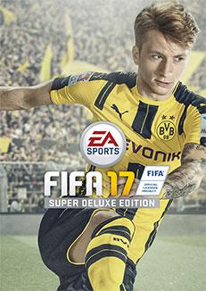 Official FIFA 17 - Super Deluxe Edition (PC) (Guthaben Code - nur DE)