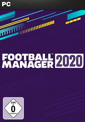 Official Football Manager 2020 (PC/EU)