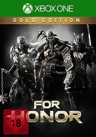 Official For Honor - Gold Edition (Xbox One Download Code)