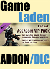 Official Forge - Assassin VIP Pack (PC)