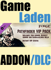 Official Forge Pathfinder VIP Pack (PC)