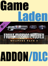 Official Front Mission Evolved: Weapon Pack 2 (PC)
