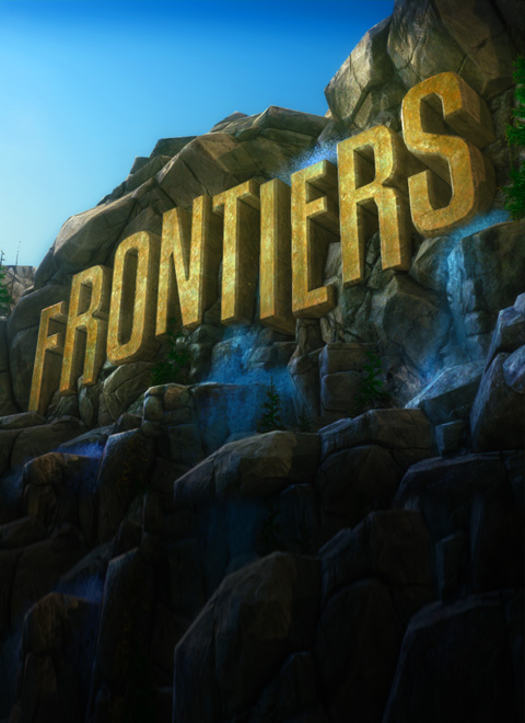 Official FRONTIERS (PC)