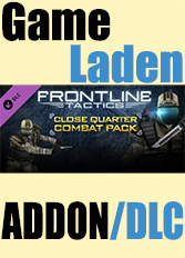 Official Frontline Tactics - Close Quarters Combat Soldier Pack (PC)