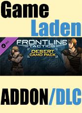 Official Frontline Tactics - Desert Camouflage (PC)