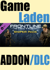 Official Frontline Tactics - Sniper Soldier Pack (PC)