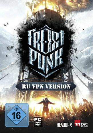Official Frostpunk RU Version (PC)