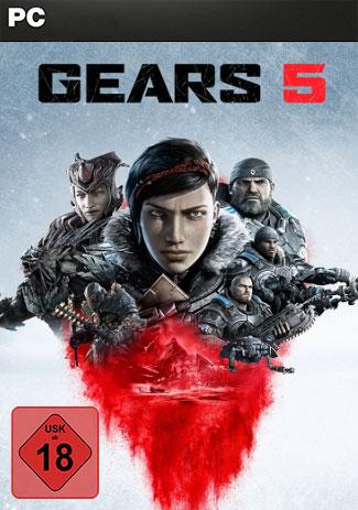 Gears 5  (PC/Xbox/EU)