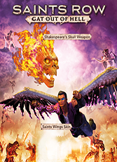 Official Saints Row: Gat out of Hell - Devil's Workshop Pack DLC