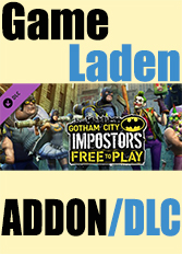 Official Gotham City Impostors Free to Play: Calling Cards - Pack 3 (PC)
